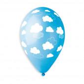 Balão Latex Nuvens