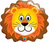 Balão Leão QL Shape 60cm