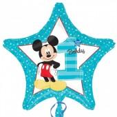 Balão Mickey Estrela Nº1