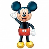 Balão Mickey Mouse AirWalker 132cm