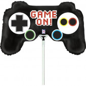 Balão Mini Comando Consola Game On 14