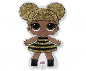 Balão Mini LOL Surprise Queen Bee 14