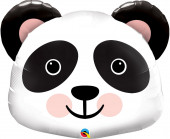 Balão Mini Shape Cabeça Panda