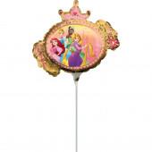 Balão Mini Shape Princesas Disney