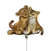 Balão Mini Shape Rei Leão