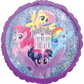 Balão My Little Pony Holográfico