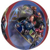 Balão Orbz dos Avengers