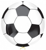 Balão Orbz Foil Bola Futebol 40cm