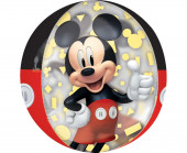 Balão Orbz Mickey Disney 38cm