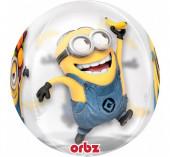 Balão Orbz Minions 40cm