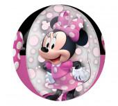 Balão Orbz Minnie Disney 38cm