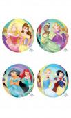 Balão Orbz Princesas Disney