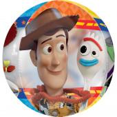 Balão Orbz Toy Story 38cm