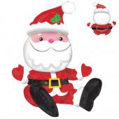 Balão Pai Natal Sentado