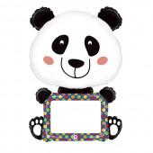 Balão Panda Personalizável 48