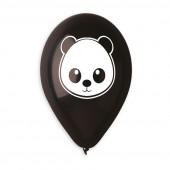 Balão Panda Preto 13