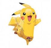 Balão Pikachu SuperShape Pokémon