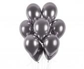 Balão Prateado Shiny 13