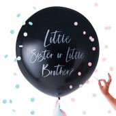 Balão Revelação Little Sister or Little Brother ?