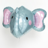 Balão Shape 3D Elefante 86cm
