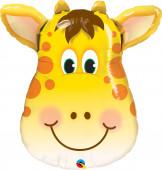 Balão Shape Girafa