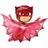 Balão Super Shape Corujinha PJ Masks 83cm