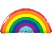 Balão Supershape Arco Íris 91cm