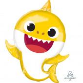 Balão Supershape Baby Shark 66cm