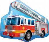Balão Supershape Carro bombeiros