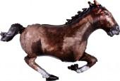 Balão Supershape Cavalo Castanho 101cm