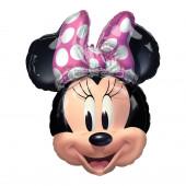 Balão Supershape Minnie Forever 63cm