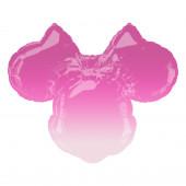 Balão Supershape Minnie Forever Ombre 71cm