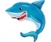 Balão Supershape Tubarão a Rir 91cm