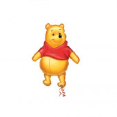Balão Supershape Winnie the Pooh 74cm