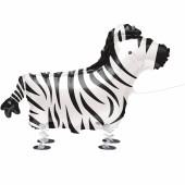 Balão Walking Foil Zebra 76cm