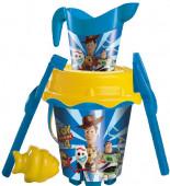 Balde + Acessórios + Regador Toy Story Disney