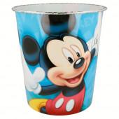 Balde Papelaria Mickey