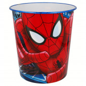 Balde Papelaria Spiderman