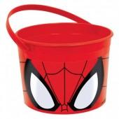 Balde para Brindes - Spiderman