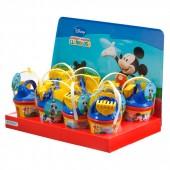 Balde praia com  acessorios Mickey