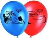 Balões festa Cars 8 unid. sortido