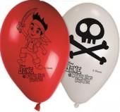 Balões Festa Pirata Jake 8 unid