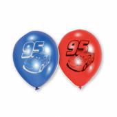 Balões Látex Cars Disney 6und