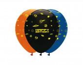 Balões Látex Space Blast - 6 uni