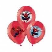Balões Latex Spiderman com Impressão 4 Cores