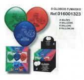 Balões PJ Masks - 8 Unidades