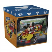 Banco arrumação Mickey and The Roadster Racers - Disney