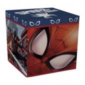 Banco arrumação Spiderman
