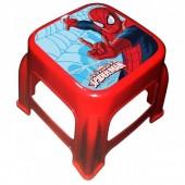 Banco plástico Marvel Spiderman
