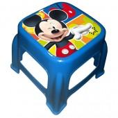 Banco plástico Mickey Mouse